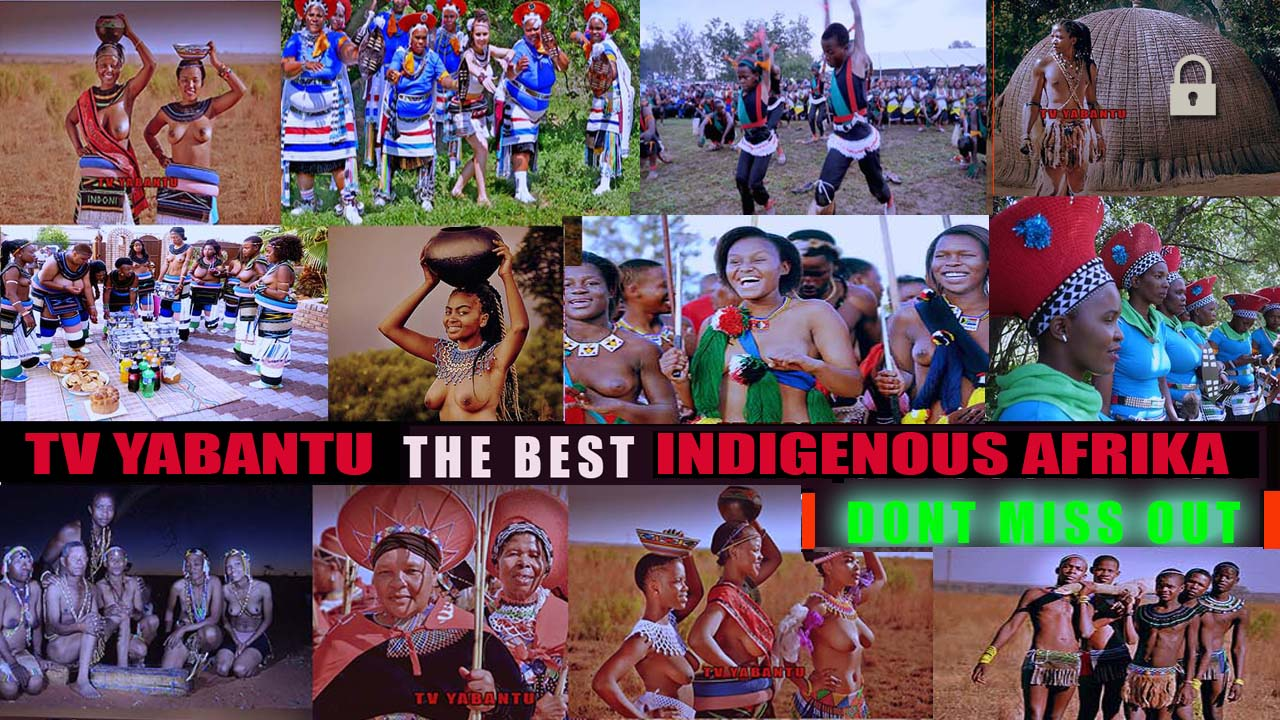 TV YABANTU IS THE BEST INDIGENOUS AFRICA TELEVISION CHANNEL