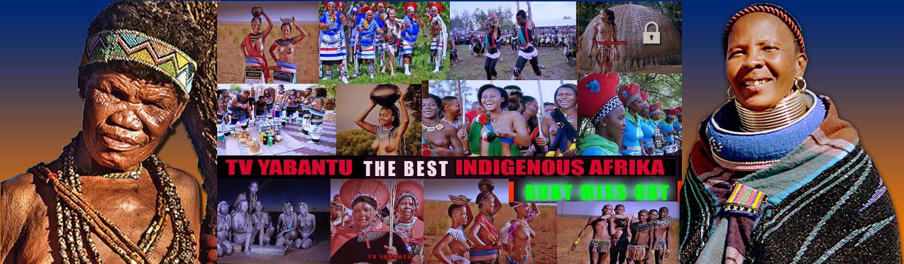 Indigenous Afrika